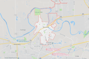 richmond map