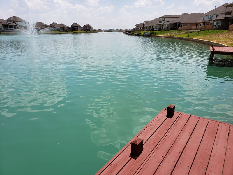 Marcello Lakes Subdivision in Katy